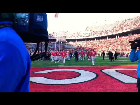 Buckeyes sing Carmen Ohio after blowing out Maryland