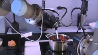 自動完全料理ロボット『ロボットキッチン』世界で初、ロンドンから