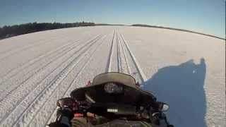 8. Yamaha SX Viper 700 Lake Riding