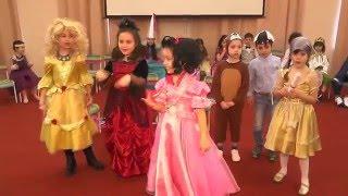 Serbare Ziua Mamei (8 martie) Cinderella- Gradinita Tom si Jerry Junior Constanta