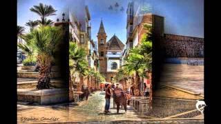 Costa de la Luz (Cadiz) Spain  City new picture : Streets Of Cadiz, Andalusia, Costa de la Luz, Spain