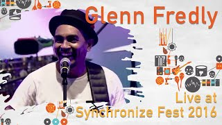 Video Glenn Fredly live at SynchronizeFest - 30 Oktober 2016 MP3, 3GP, MP4, WEBM, AVI, FLV September 2018