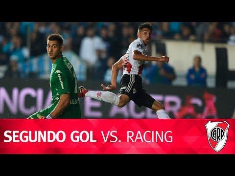 Gol de Exequiel Palacios vs. Racing