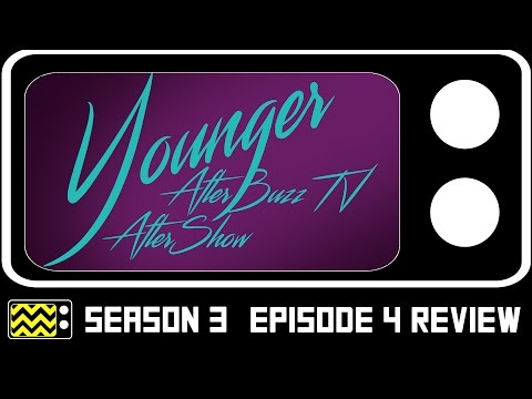 Younger Season 3 Episode 4 Review & After Show | AfterBuzz TV