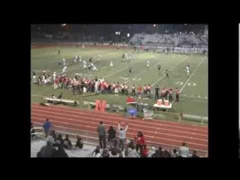 Deion Barnes 2010 High School Highlights video.