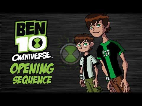 Ben 10 Omniverse: Theme Song (with lyrics)
