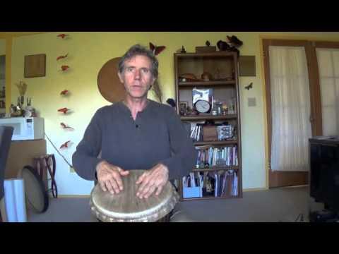 Djembe Drum Technique