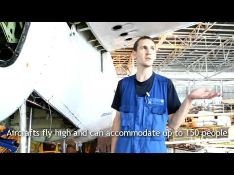 Are You interested in becoming an aircraft mechanic? — Join FL Technics!