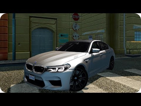 BMW M5 F90 by BurakTuna24