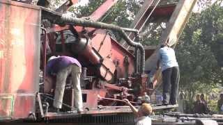 Video steam crane at Laksam shed, Bangladesh Railway MP3, 3GP, MP4, WEBM, AVI, FLV Januari 2019