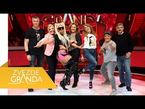 ZVEZDE GRANDA 2021 – cela 61. emisija (03. 04.) – snimak zadnje emisije – Dalje su prošli Melinka, Nikola, Aldin, Srđan, Jusuf, Elsan, Nikola, Denis, Dana, Nale Flejm