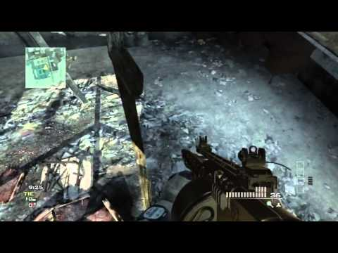 MW3: Secret Spots - Dome (Modern Warfare 3) Video