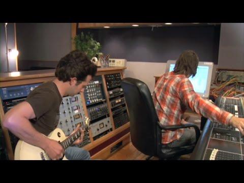Recording electric guitar part 2