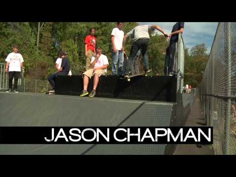 Dunkirk Skatepark 2012 Mini Ramp Contest presented by Aggro Joes Skateshop HD