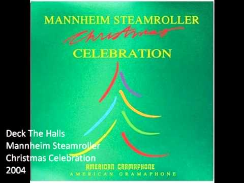 mannheim - The third track off of the 2004 album, Christmas Celebration.