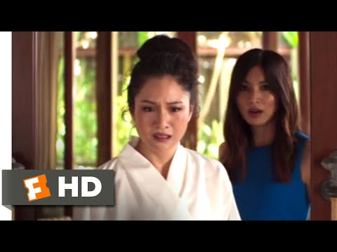 Crazy Rich Asians (2018) - Fish Guts and a Massage Scene (4/9) | Movieclips