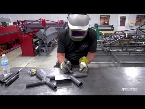 Welding Plate & Sheet Metal - Fabrication Series: 10