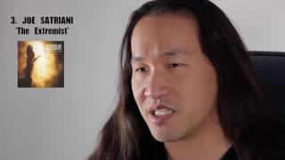 The Dragonforce guitarist dropped by to talk us through his favourite guitar riffs of all time!