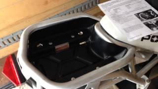 10. 2013 Polaris SB Pro R Lock n Ride Conversion Kit