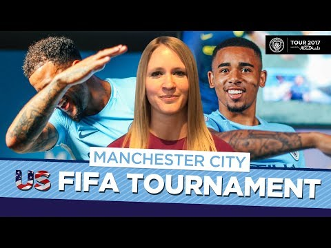 Video: GABRIEL JESUS VS KYLE WALKER ft FANGS | FIFA 17 Behind The Scenes