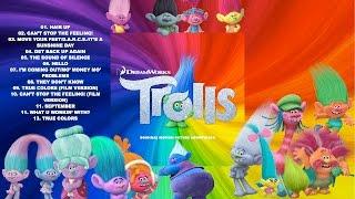 09. True Colors (Film Version) (Justin Timberlake and Anna Kendrick) - TROLLS