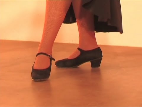 Aprende a bailar Sevillanas - Parte 1- Gratis - Curso de Sevillanas completo - paso a paso