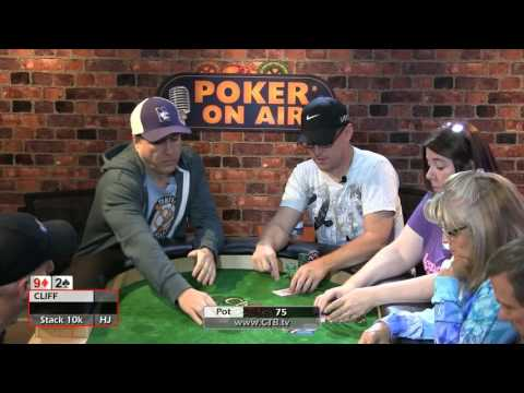 S5G9P1 CTB Chase The Bracelet Season 5 Game 9   Poker Game Show by Poker On Air