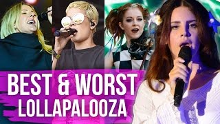 Lollapalooza Best & Worst Dressed (Dirty Laundry) by Clevver Style