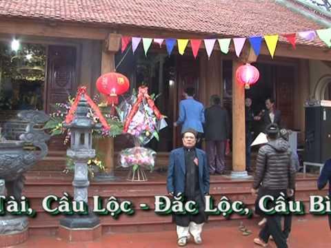 Đền Trạng nguyên Phạm Công Bình, làng Yên Lạc, xã Đồng Văn, huyện Yên Lạc, tỉnh Vĩnh Phúc Part1