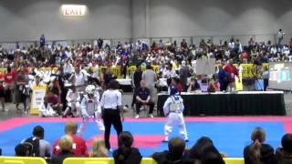 Winston Cook: 2010 USAT Junior Olympic National Championships, Orlando, Florida