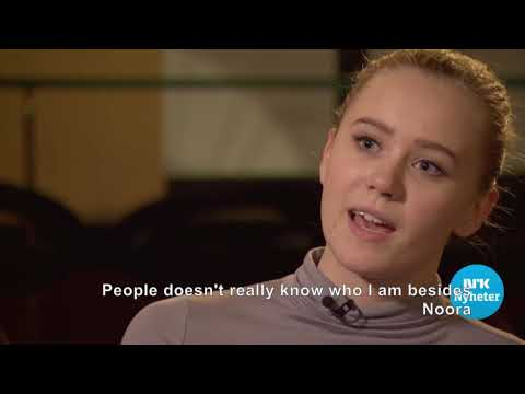 Josefine Pettersen About Life After Skam And Her New Role In Hair | ENGLISH SUBS