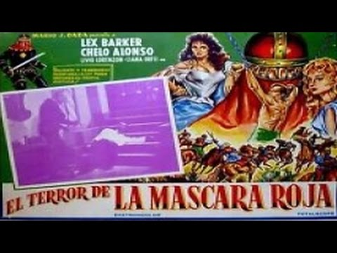 The Terror of the Red Mask (1960)