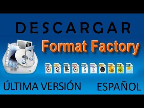 Descargar e Instalar : Format Factory 2014 [Última Versión]