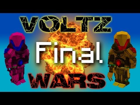 Minecraft Voltz Wars - The Betrayal! (Season Finale)