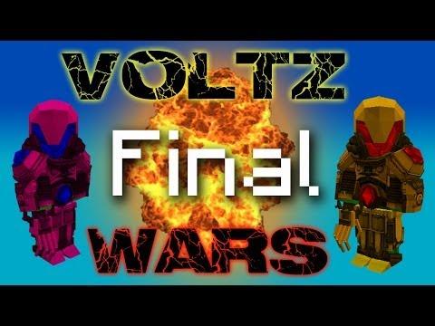 Minecraft Voltz Wars - The Betrayal! (Season Finale)