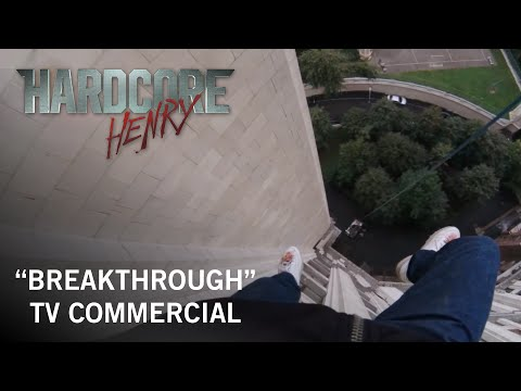 Hardcore Henry (TV Spot 'Breakthrough')