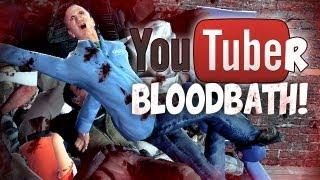 YOUTUBER BLOODBATH! - Trouble In Terrorist Town - #2