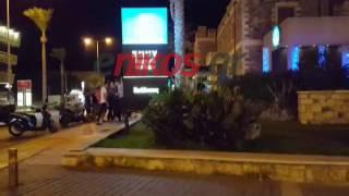 """Ξένοι μπασκετμπολίστες βρίζουν χυδαία την Ελλάδα - """"Fuck Greece"""" φωνάζουν έξω από μπαρ στο Ηράκλειο"""