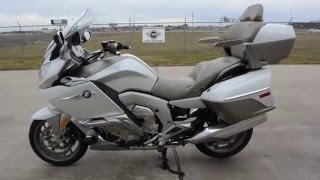 2. 2014 BMW K1600 GTL Exclusive Touring Motorcycle