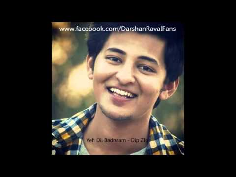 Video Yeh Dil Badnaam  AUDIO  by Darshan Raval download in MP3, 3GP, MP4, WEBM, AVI, FLV January 2017