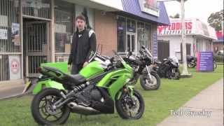 7. MotoConcepts - 2012 Kawasaki Ninja 650R Review