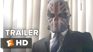 The Last Heist Official Trailer 1  2016    Henry Rollins  Torrance Coombs Movie Hd