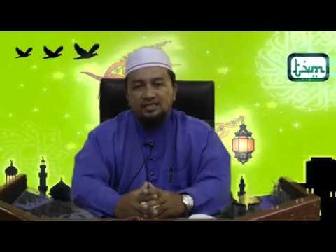 Tazkirah Ramadhan 1433 H | Siri 2 | Ustaz Shahril Azman al-Hafiz Ketua DPP Pahang