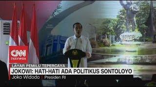 Video Geram! Jokowi: Hati-hati Ada Politikus Sontoloyo MP3, 3GP, MP4, WEBM, AVI, FLV November 2018