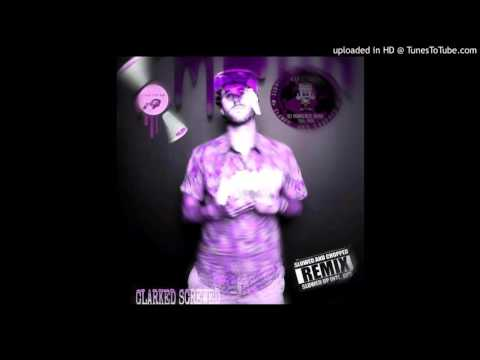 Lil Dicky -White Crime Chopped Screwed DJ Monster Bane Clarked Screwed Cover