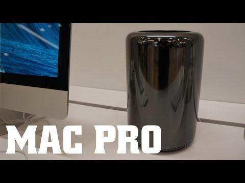 Apple Mac Pro Hexacoeur MD878F/A -16 Go de RAM -OS X Yosemite- Intel Xeon E5 Hex