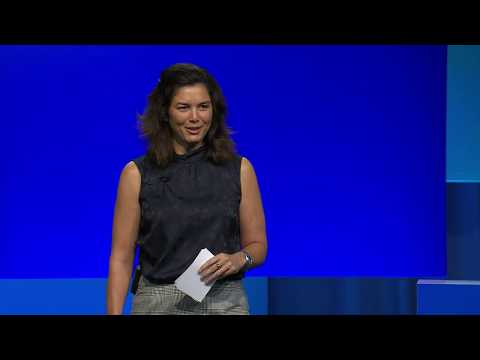 Video Thumbnail for: Mayo Clinic Transform 2019: Session 2 - New Paradigms: Heidi Jannenga