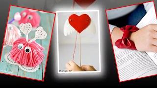 Вот-вот настанет День святого Валентина! А вы подготовились? Легкие валентинки своими руками для друзей в этом видео.**************************************Подписаться на канал.https://goo.gl/i4h09U**************************************Идеи. Много идей. Идеи на все случаи. Бывает, что хочешь чего то, а... не знаешь как. Заходите к нам, тут много идей для творчества, для интерьера, для оформления и даже тенденции моды.