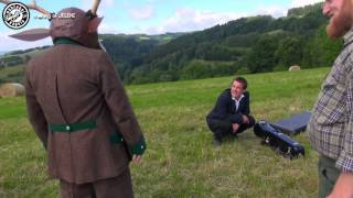 Video Pohřební kapela - Jeleni -  making of, aneb odhalení pozadí natá
