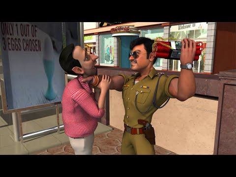 Singham Returns - Terrorism is out of Question_Promo